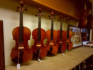 San Diego Violins - Finest Quality Rentals and Sales
