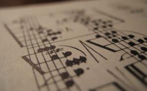 Old-Music-Sheet