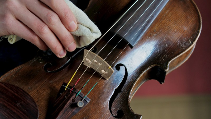 How to Clean Your Instrument