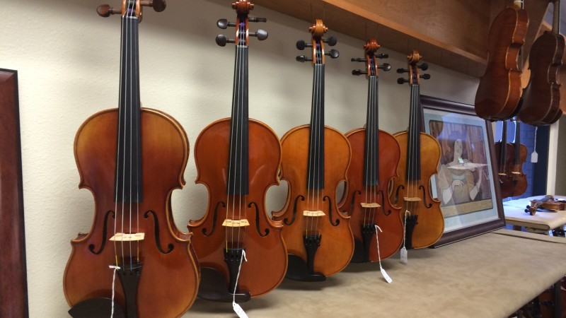 Learn About Our Instrument Sales