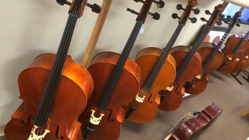 High-Quality Instrument Rentals